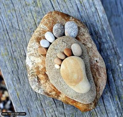 رد پای سنگ