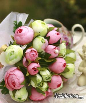 دسته گل عروس – 4