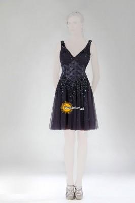 مدل لباس مجلسی کوتاه – 12