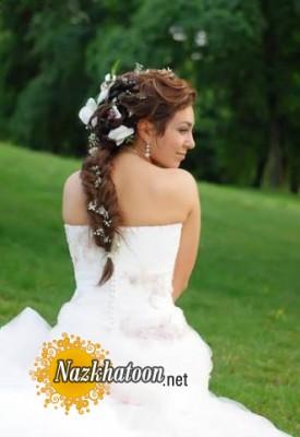 مدل مو عروس – 4