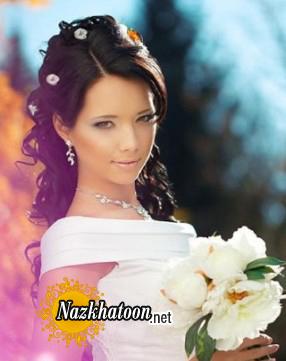مدل موی عروس – 5