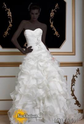 مدل لباس عروس – 12