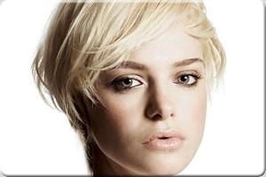 نکات آرایشی مهم برای صورتهای گرد
