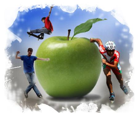 بخور نخور های ورزشی برای داشتن اندامی متناسب