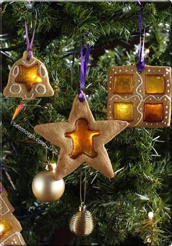 شیرینی بیسکوییتی مخصوص کریسمس