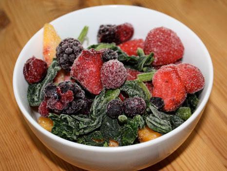 توصیه های زمانی برای نگهداری مواد غذایی در یخچال و فریزر