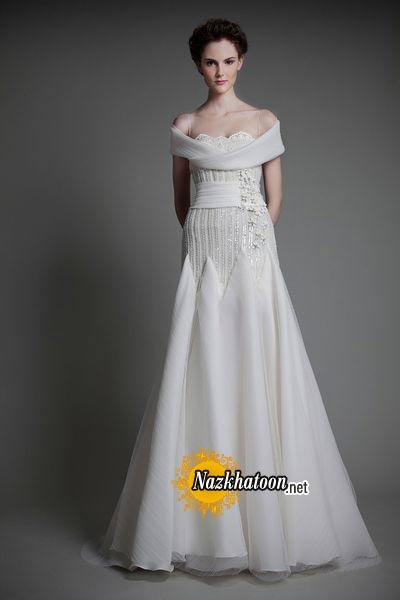 مدل لباس عروس – 13