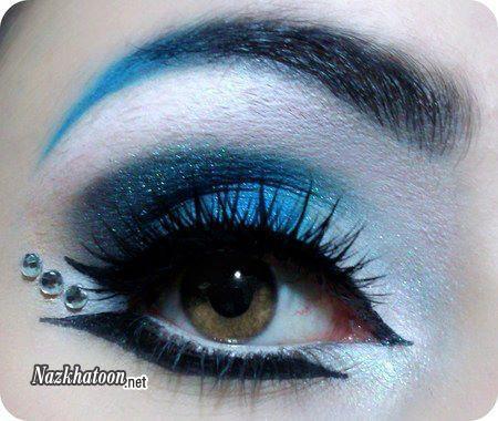 آرایش چشم -1