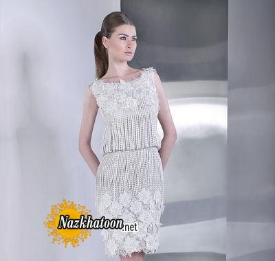 مدل لباس مجلسی کوتاه – 13