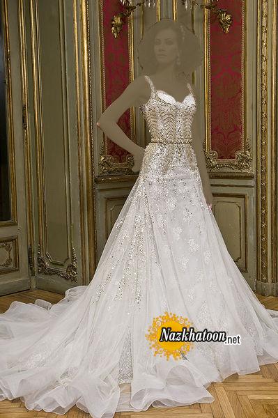 مدل لباس عروس – 14