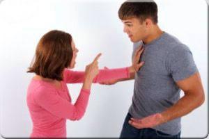 توصیه هایی برای کنترل خشم در زندگی زناشویی