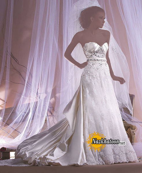 مدل لباس عروس – 16