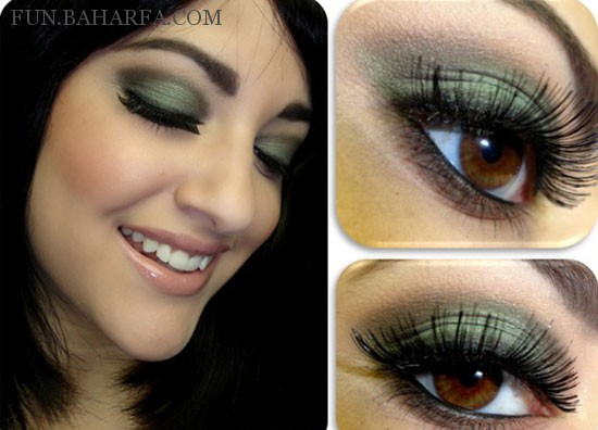 25-Best-Green-Smokey-Eye-Make-Up-Ideas-Looks-Pictures-3
