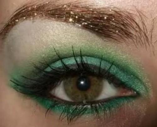 آرایش سبز