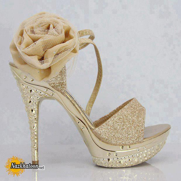 مدل کفش عروس – 3