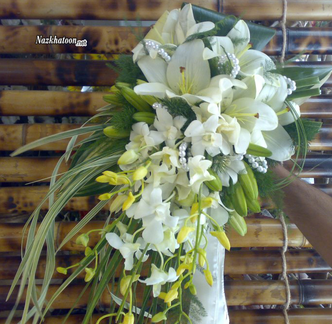 دسته گل عروس – 5