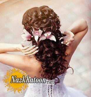 مدل موی عروس – 6
