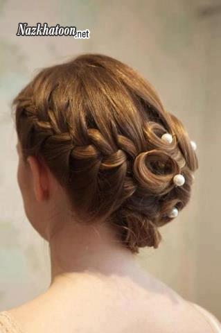 مدل موی عروس – 7