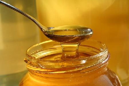 عسل زنبور