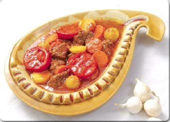 طرز پخت تاس کباب دارچینی