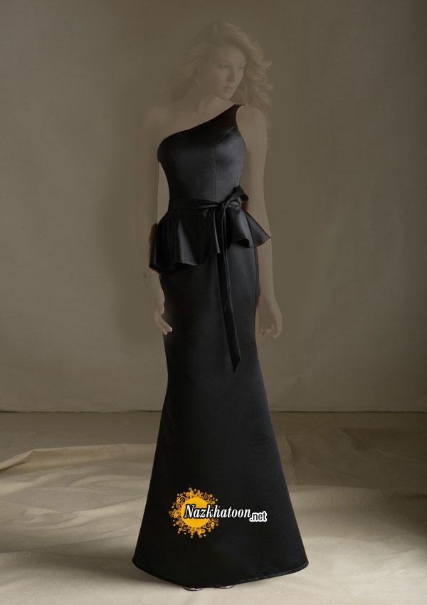 پیراهن لمه کوتاه مدل لباس مجلسی - ۳۸ 38-4 - نازخاتون مجله اینترنتی بانوان