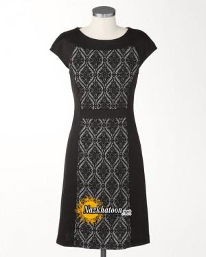 مدل لباس مجلسی کوتاه – 18