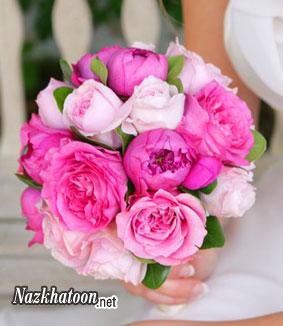 دسته گل عروس -6