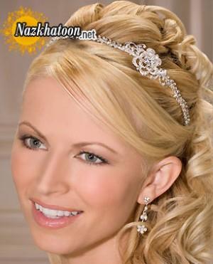 مدل موی عروس – 8