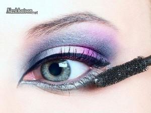 آرایش چشم – مدل 9