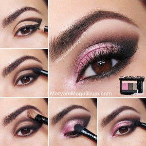 آرایش چشم – مدل 11