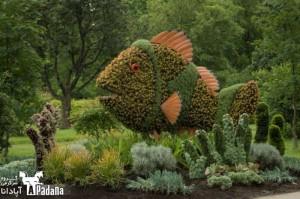 باغ گل در مونترال – 1