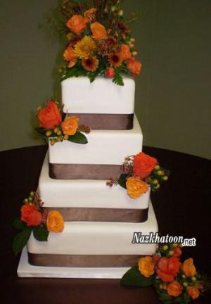 مدل کیک عقد – 1