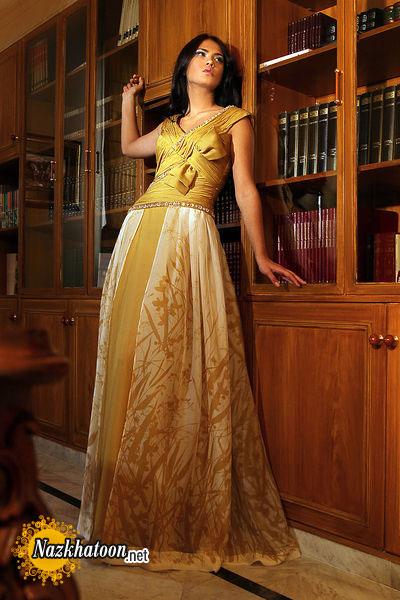 لباس مجلسی لبنانی