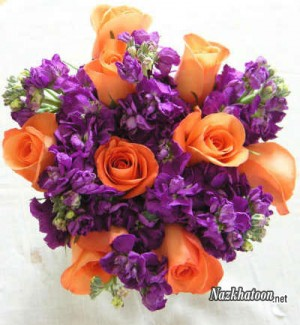 دسته گل عروس – 7