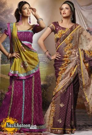 مدل لباس مجلسی – لباس هندی – 2