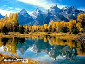 پاییز، بهاریست که عاشق شده است….