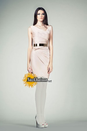 مدل لباس مجلسی کوتاه – 21