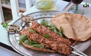 طرز تهیه ی کباب موهامورا غذای لبنانی