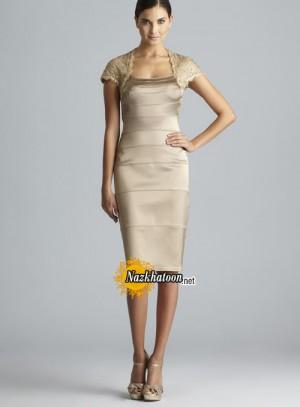 مدل لباس مجلسی کوتاه – 22