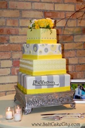 مدل کیک عقد – 4