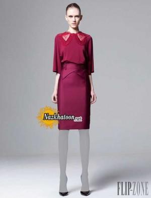 مدل لباس مجلسی کوتاه – 23