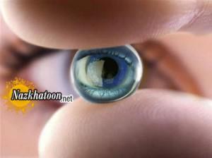 توصیه های استفاده از لنزهای چشم