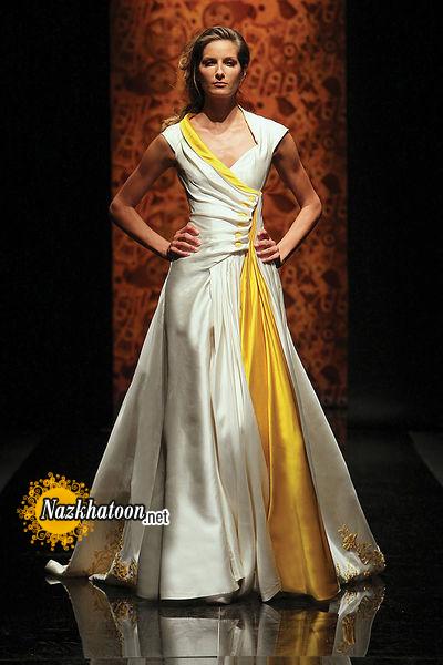 روی سارافن حریر مدل لباس - 19 نازخاتون مجله اینترنتی بانوان