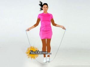 تاثیرات طناب زدن در سلامتی جسمی