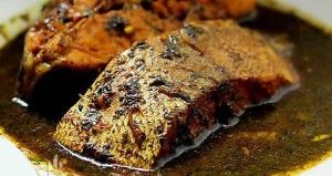 طرز تهیه پخت قلیه ماهی