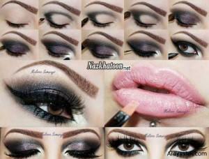 آرایش چشم – مدل 16
