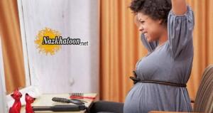 درمان ترک پوستی در دوران بارداری
