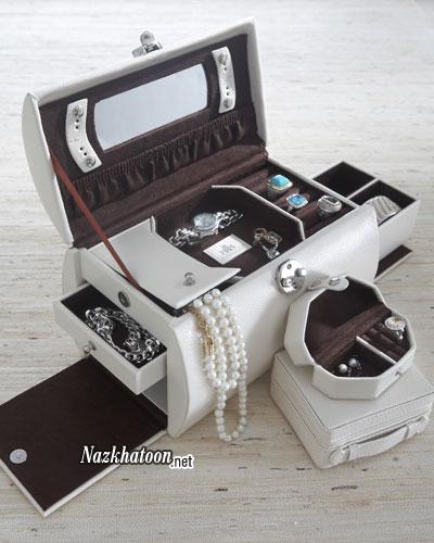 عکس جعبه های جواهرات