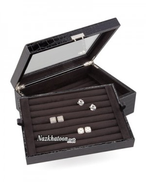 ایده های جدید در طراحی جعبه جواهرات