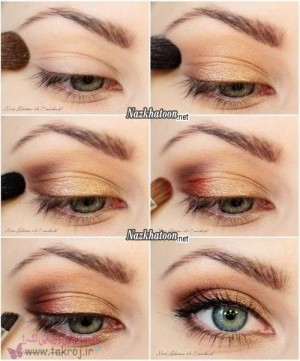 آرایش چشم – مدل ۲۲